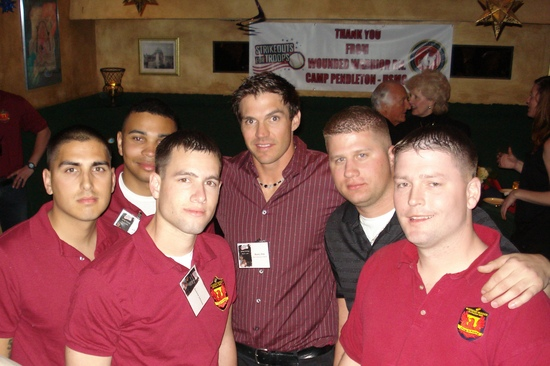 Barry Zito and Marines from the WWB.JPG